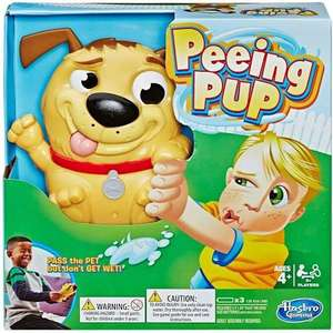 Peeing Pup Game from Hasbro Gaming - 2+ Players £4.99 delivered @ Argos / eBay