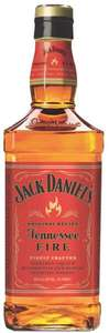 Jack Daniel's Tennessee Fire Blended Whisky 70 cl £16 at Amazon Prime / £20.49 Non Prime