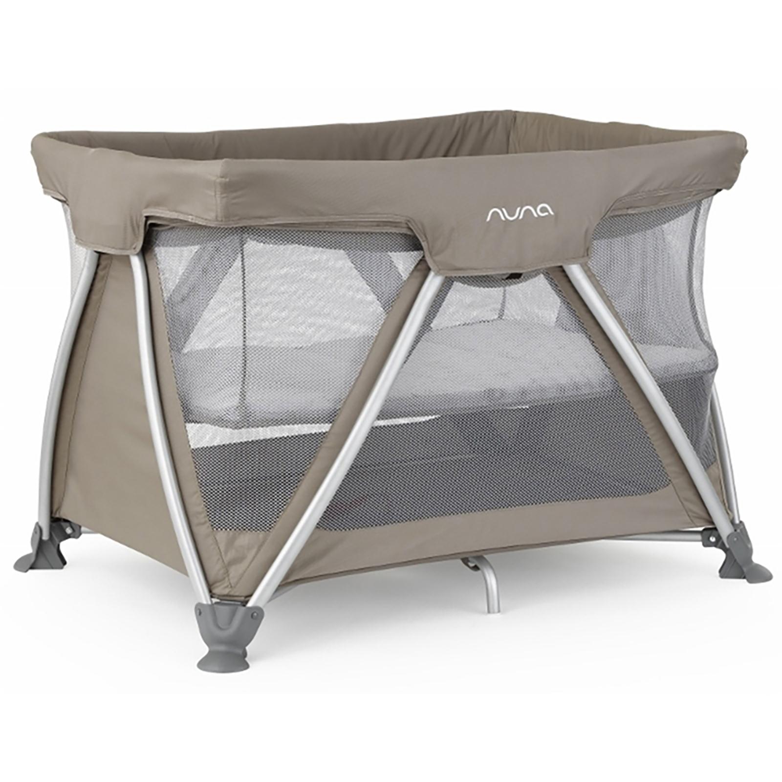 Nuna Sena Bassinet Travel Cot - Safari £94.95 delivered with code @ Online 4 Baby