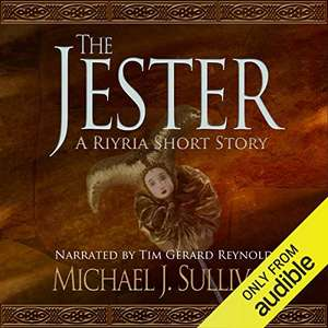 The Jester (A Riyria Chronicles Tale) FREE Amazon Audible Book to Buy £0.00 @ Amazon UK