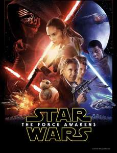 Star Wars: The Force Awakens HD (iTunes Extras) £5.99 @ iTunes