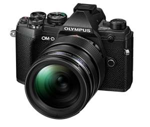 Olympus EM5 mark III Mirrorless camera with 12-40 f2.8 pro lens and 3 year warranty - £1299 @ CameraWorld