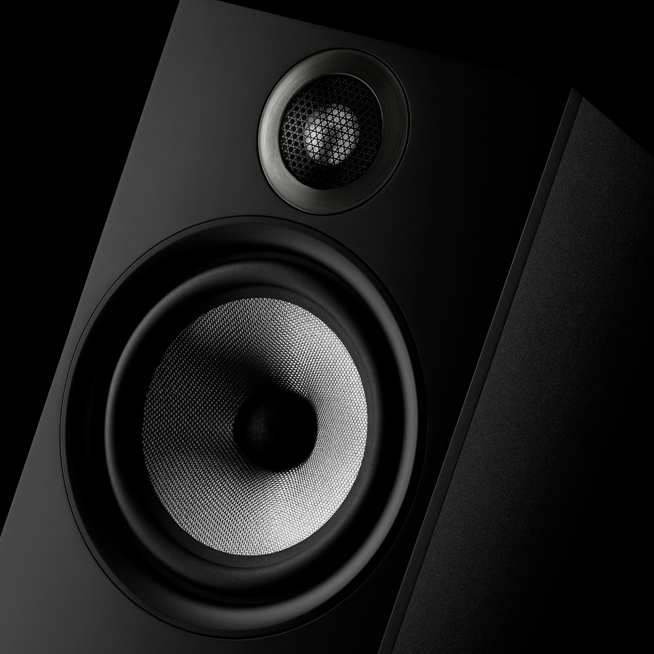 606 Standmount speaker - £411.75 @ Bowers & Wilkins