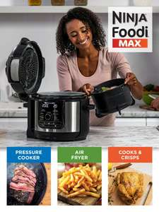 Ninja Foodi Max Multi-Cooker OP500UK - £199.96 @ Ninja Kitchen IN STOCK