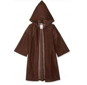 Rubie's Official Disney Star Wars Jedi Hooded Robe age 5-6 years in brown for £9.99 delivered @ eBay / cheapest_electrical