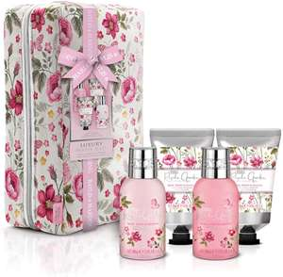 Baylis & Harding Royale Garden Luxury Wash Bag Gift Set for £3.75 @ Morrisons