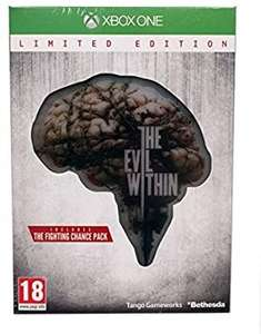 The Evil Within Limited Edition (XBOX One) £3.95 at The Game Collection