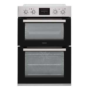Zanussi ZOD35802XK Built In Double Oven - £350 Delivered Using Code @ AO