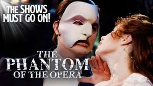 'Phantom Of The Opera' Free Stream via YouTube