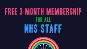 British Cycling : 3 Month Commute Membership Free For All NHS Workers