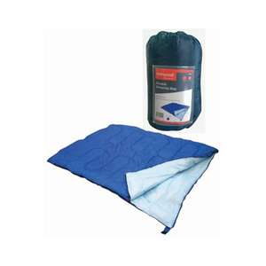 Redwood Double Sleeping Bag for £17.19 delivered @ Car Parts 4 Less