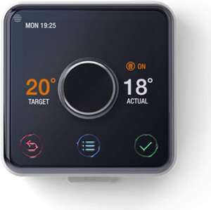 Hive Active Heating Thermostat with Hub & Receiver - self install - £124.99 @ Amazon