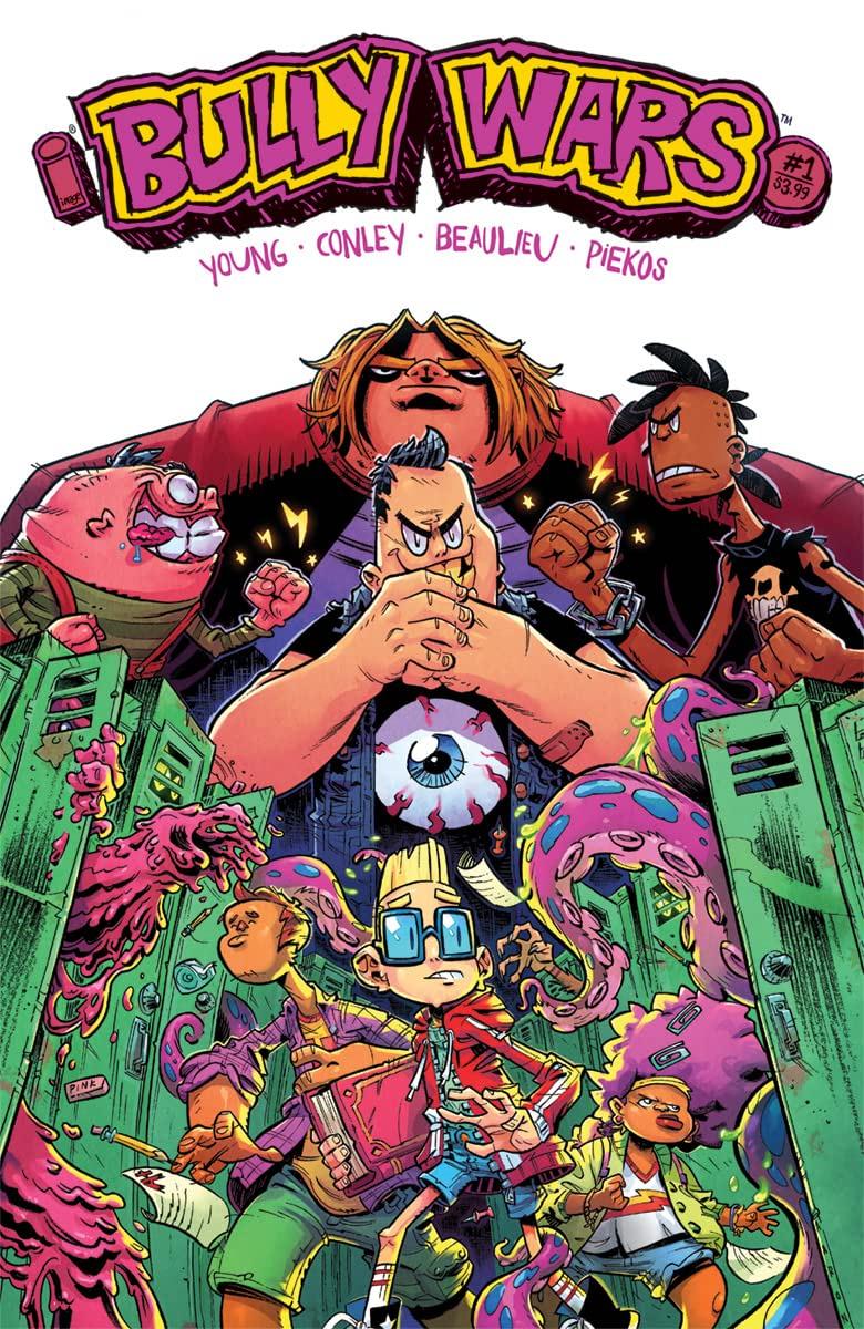 100+ Image Comics digital comic 1st issues at Comixology + Kindle inc links (please read description) *Updated 19/04/20*