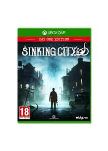 The Sinking City - Day One Edition (Xbox One) - £10.99 Delivered @ Base