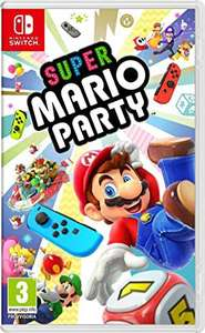 Super Mario Party (switch) £47.98 Delivered @ GAME