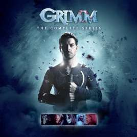 Grimm Complete Series (HD) £16.83 @ iTunes Store Canada