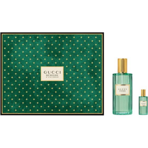 Gucci Memoire Eau De Parfum 60ml Gift Set £44 delivered with code @ The Fragrance Shop