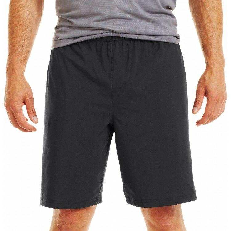 Under Armour Heatgear Mirage 8 Inch Mens Running Shorts - Black Size S £6.3 + £2.95 at Start Fitness