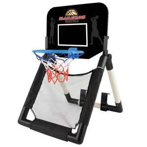 Slam Stars Door-To-Floor Basketball [Basketball Hoop and Return Net / Basketball / Pump] £14.99 delivered @ The Gift & Gadget Store