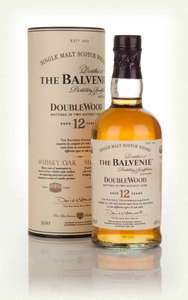 alvenie DoubleWood 12 Year Old (20cl) £16.95 @ Master of Malt (£4.89 P&P) discount offer