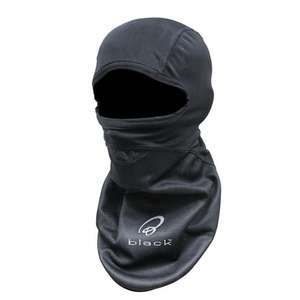 Black Windproof Balaclava - £5.09 Using Code + Free Delivery @ Ghostbikes