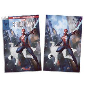 Spider-Man: City At War #1 (Forbidden Planet Exclusive Skan Variant Set - Only 3000 produced) £3.25 + £1 postage @ Forbidden Planet