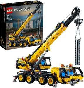 LEGO 42108 Technic Mobile Crane Truck, Construction Vehicles Building Set £68.04 @ Amazon Germany