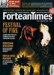 Fortean Times Magazine + Free Mug - 3 issues for only £1 delivered @ Magazine Subscriptions