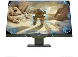 "HP 27xq Gaming 68.6 cm (27"" ) Quad-HD Monitor - 144Hz, 1ms Response with VESA £299 @ HP (£261.03 After cashback/student discount)"