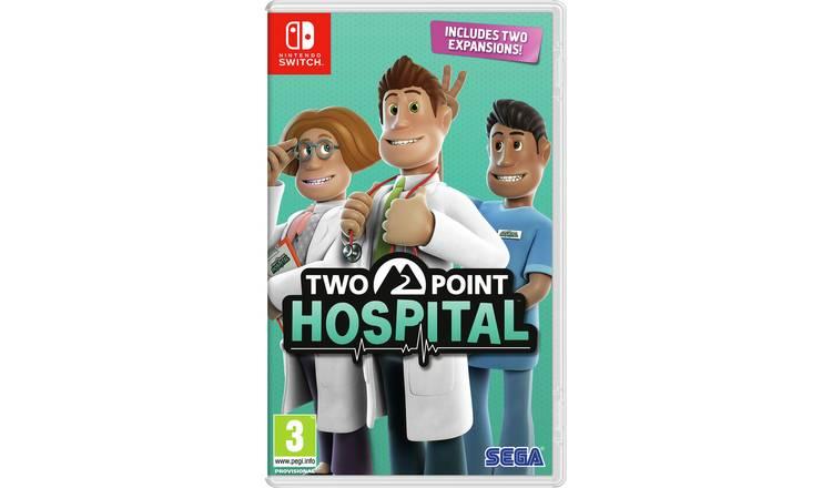 Two Point Hospital £29.99 @ Argos (£3.95 P&P)