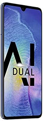 """Huawei Mate 20 Smartphone - 6.53"""" screen, 128 GB/4 GB, Kirin 980 £265.17 (£257.21 with fee free card) @ Amazon DE"""