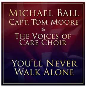 Michael Ball, Captain Tom Moore and The NHS voices of care choir - you'll never walk alone MP3 99p @ Amazon
