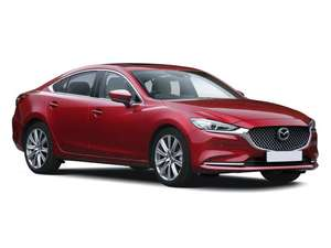 Mazda 6 2.0 SE-L Nav+ 4dr Auto 36month 15k mileage p/a lease deal £1,255.08 deposit and £209.18 per month £8576.38 @ Leasing.com