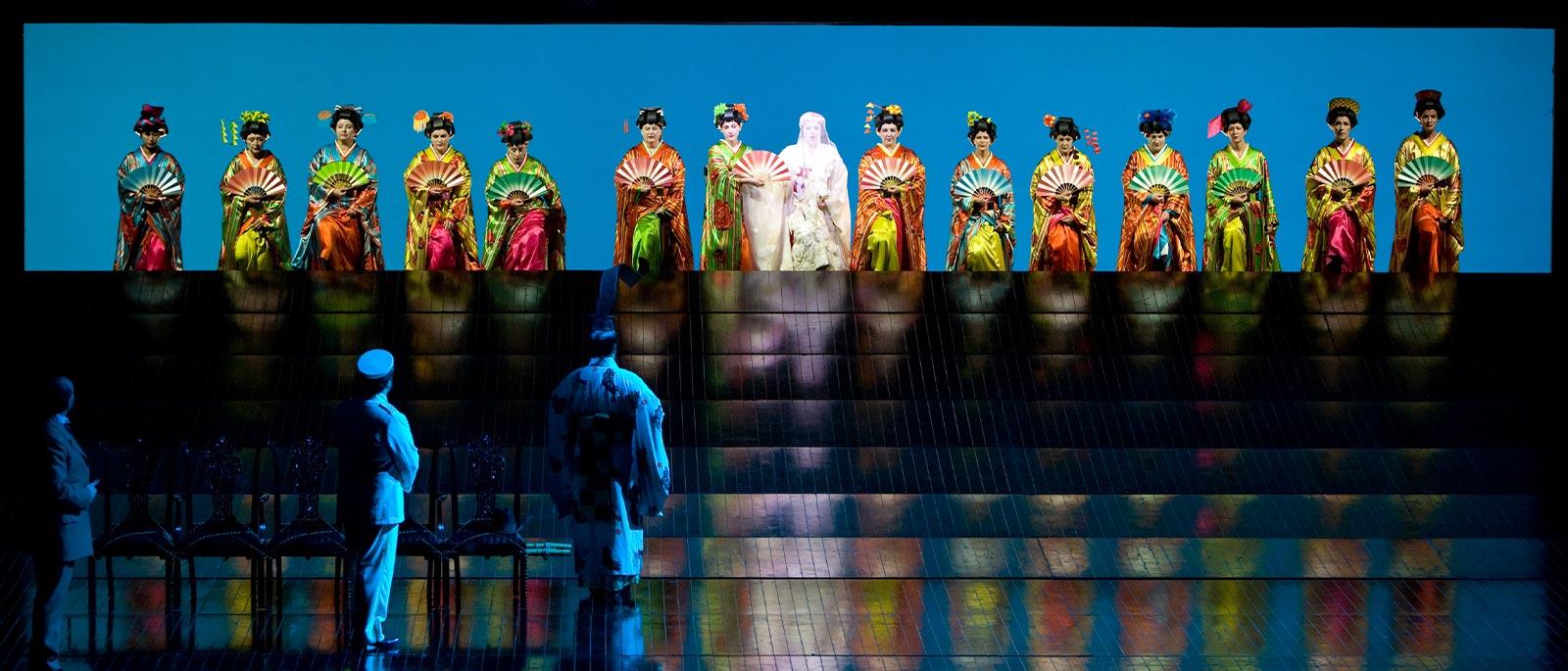 Madame Butterfly FREE streaming @ Metropolitan Opera Theatre