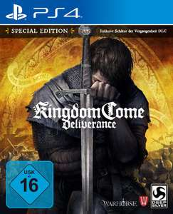 Kingdom Come: Deliverance Special Edition (PS4) - £10.84 delivered @ Amazon Germany