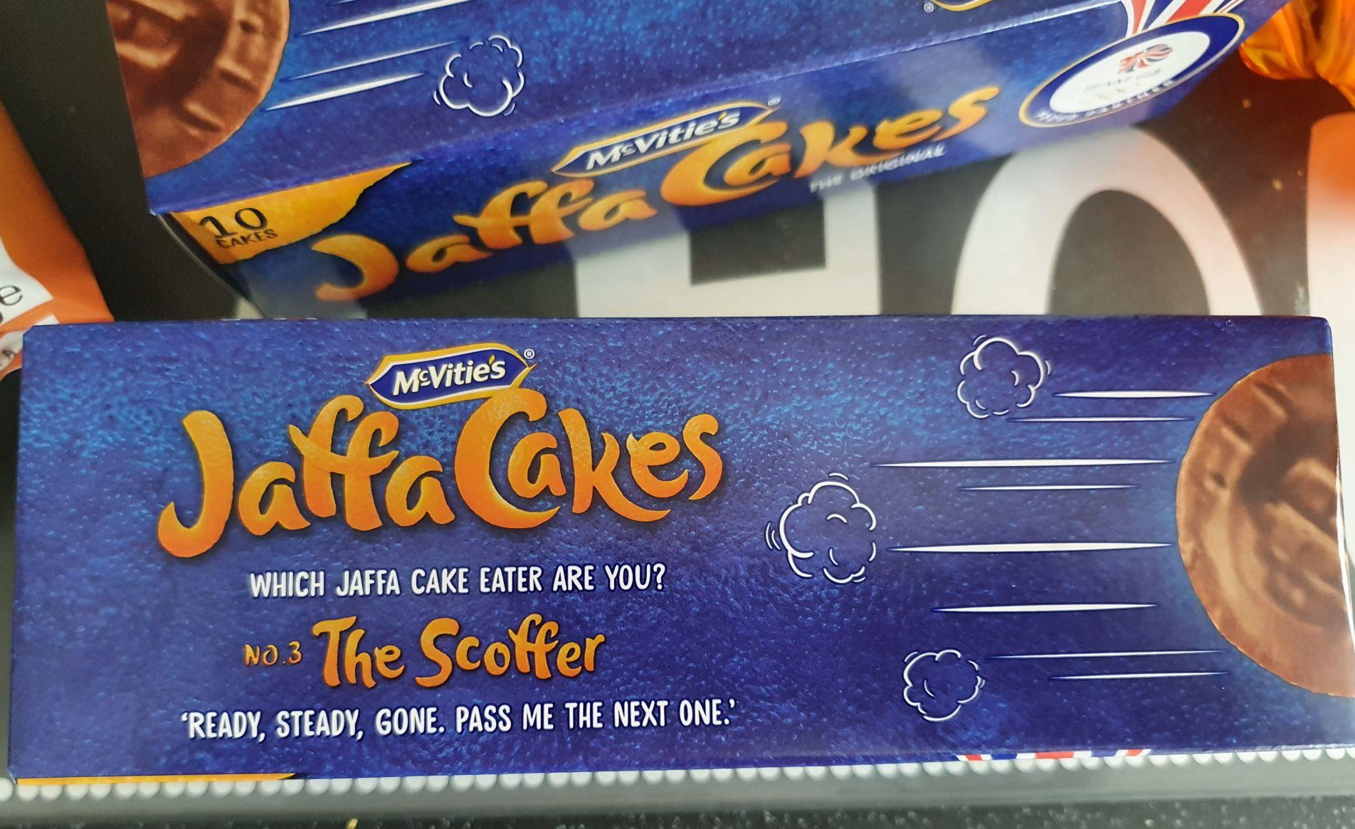Jaffa cakes 50p @ Onestop Middlesbrough