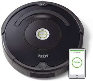 USED ACCEPTABLE - iRobot Roomba 671 Robot Vacuum Cleaner, WiFi Connected and programmable via app, Black £119.26 @ Amazon