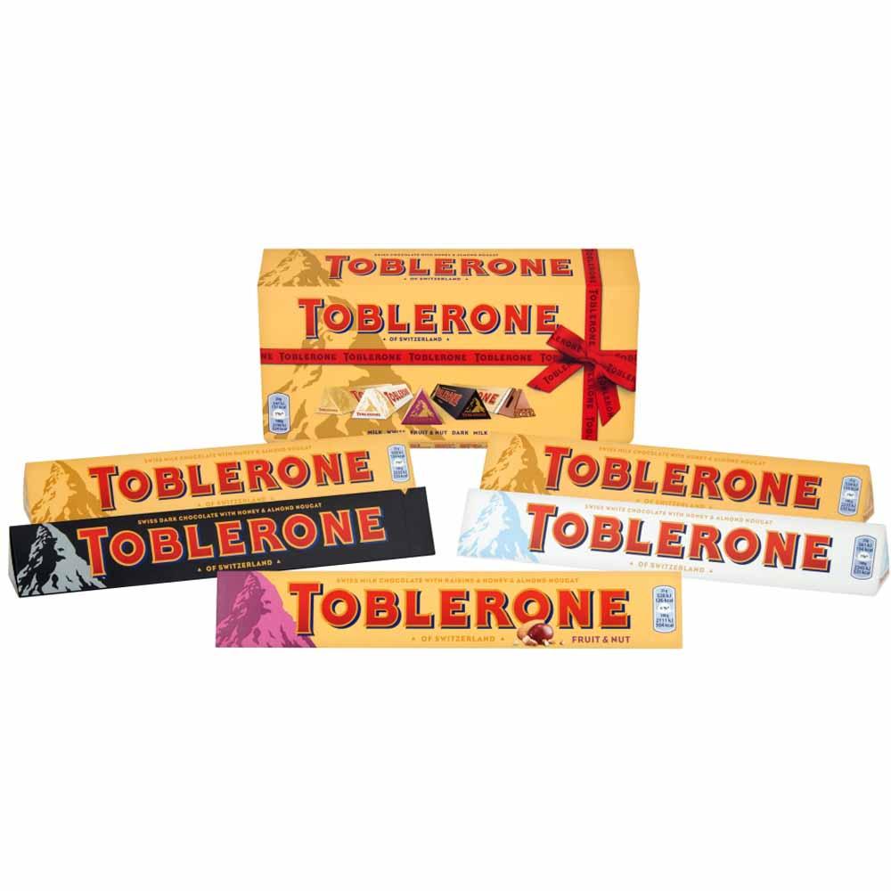 Toblerone Assorted 5pk 500g @ Amazon Add On £7.49