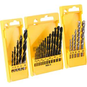 DeWalt Combination Drill Bit Set £9.98 (Delivery £5 - Or Free on Orders Over £10) @ Toolstation (free delivery over £10)