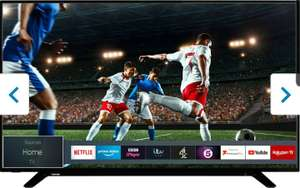 """Toshiba 58U2963DB 58"""" Smart 4K Ultra HD TV with HDR10 and Dolby Vision - £339 @ AO"""