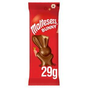 Malteaster Bunny marked at 25p but scanning at 12p in Waitrose