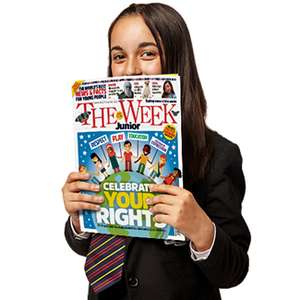The Week Junior (Kids Magazine) 6 issues delivered for Free @ Magazine Subscriptions