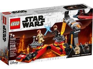 LEGO 75269 Star Wars Duel on Mustafar @ Amazon £14.99 (+ £4.49 Non Prime)