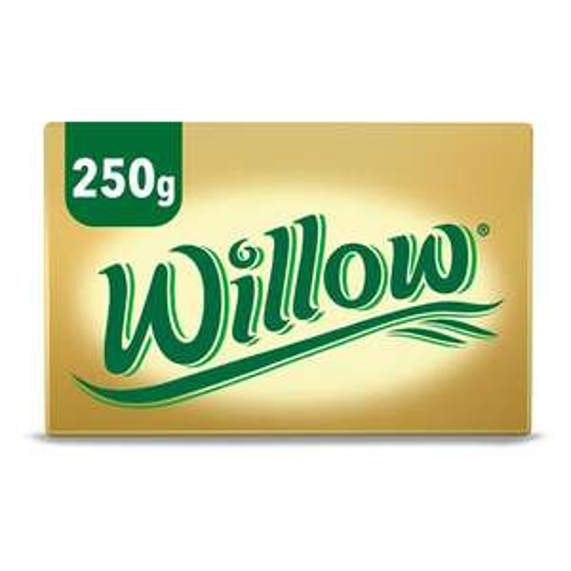 Willow Block 250g - 78p @ Morrisons
