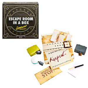 Escape Room In A Box The Werewolf Experiment now £18.99 @ BargainMax