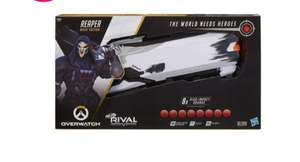 Nerf Overwatch Reaper Wight Edition Blaster Now £19.99 @ BargainMax
