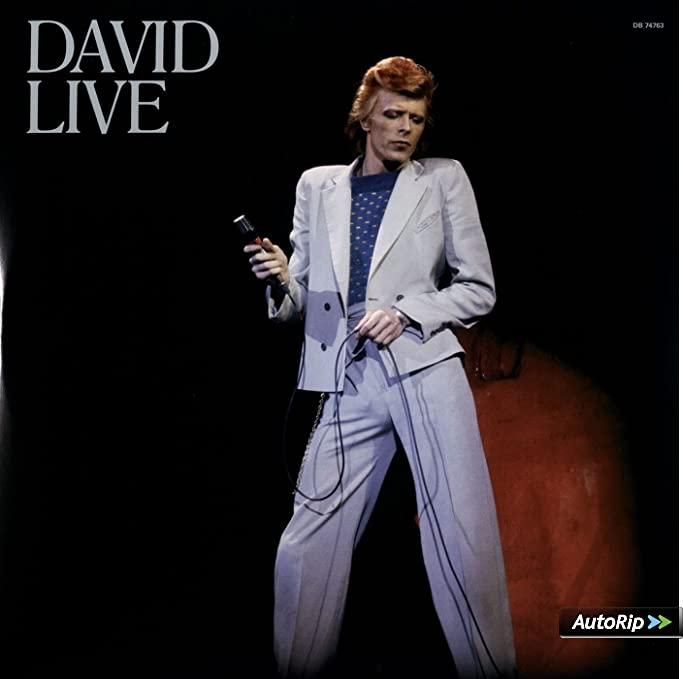 David Live (2005 Mix) 3 record set @ Amazon £18.18 / £21.17 non Prime