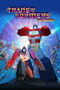 The Transformers: The Movie HD £3.99 to buy at iTunes Store