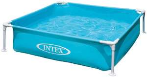 Intex mini frame pool £24.99 @ Amazon Dispatched from and sold by EuroCarParts