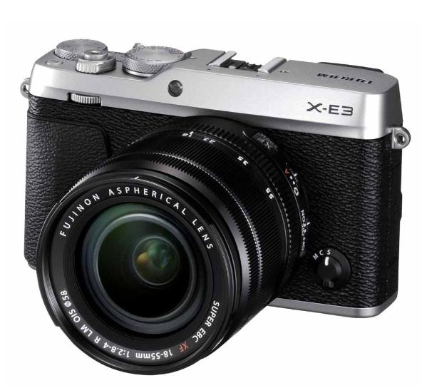 Fujifilm X-E3 with XF 18-55 lens £599 at Fuji